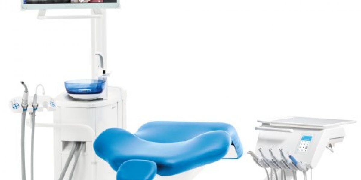 Οδοντιατρικό συγκρότημα Planmeca, i-touch, side delivery
