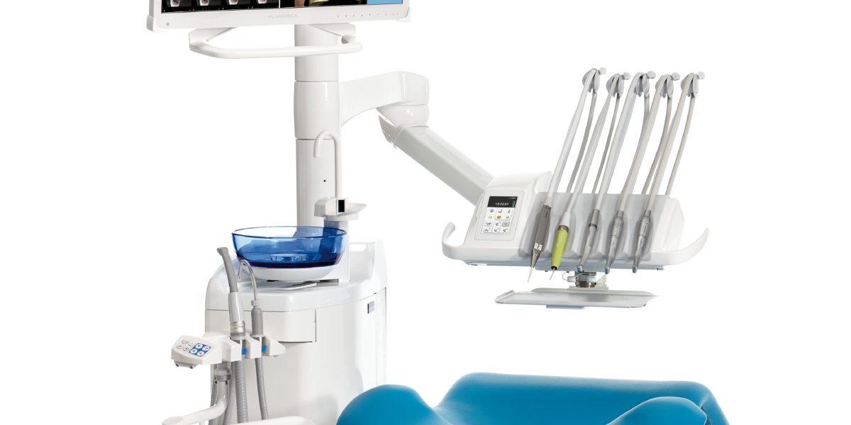 Οδοντιατρικό συγκρότημα Planmeca, i-touch
